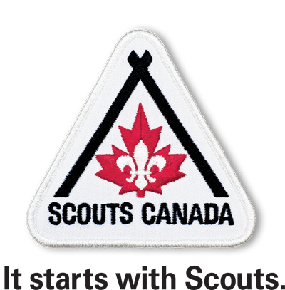 it starts with scouts