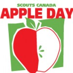 Scouts Apple Day